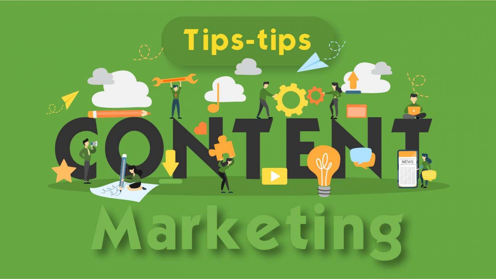 Apa Itu Content Marketing? Ini 5 Cara Membuatnya